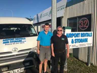 Image of Harry and JJ from Airport Rental and Storage