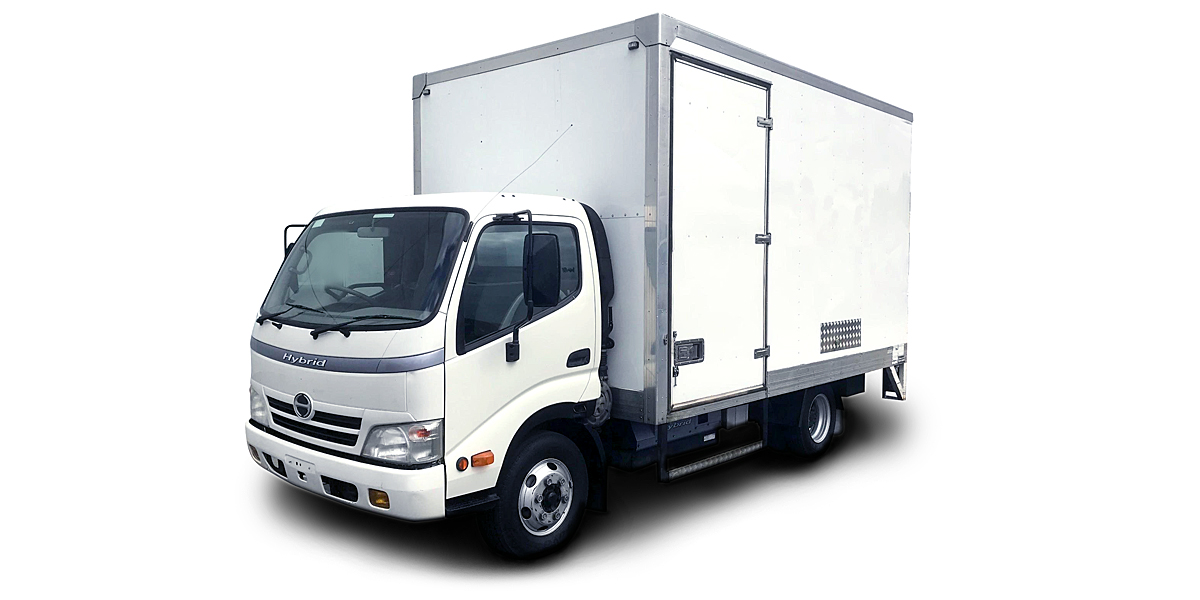 Vehicle Rentals - Image of a truck available for rent