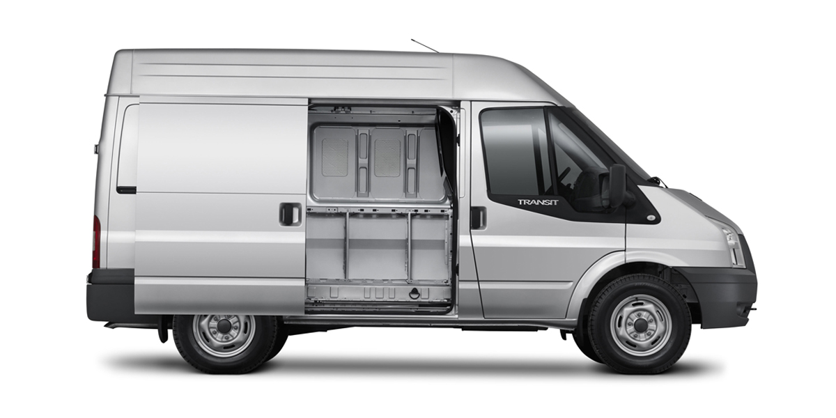 Vehicle Rentals - image of a van available for hire